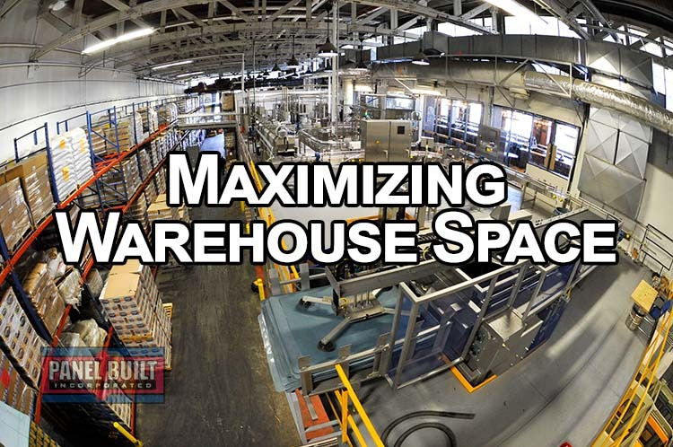Maximizing Warehouse Space