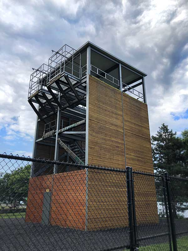 Military-Rappel-Tower