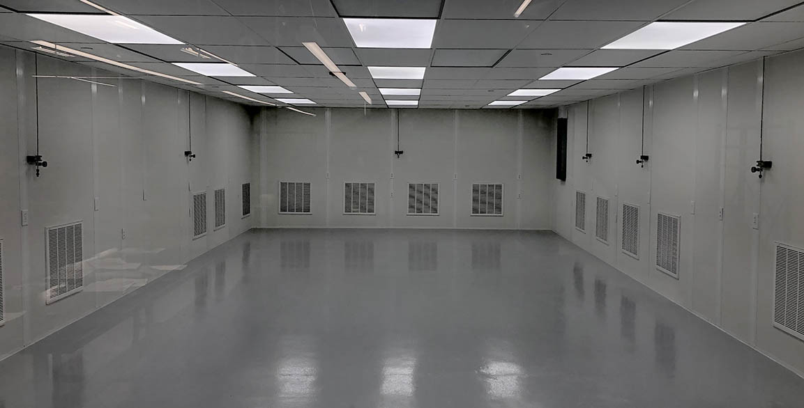 Modular Cleanroom Interiors