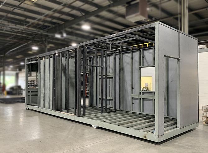 Modular Construction Facility