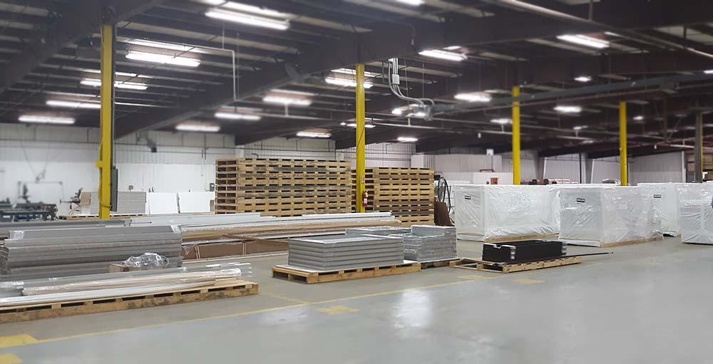 Modular Construction Factory