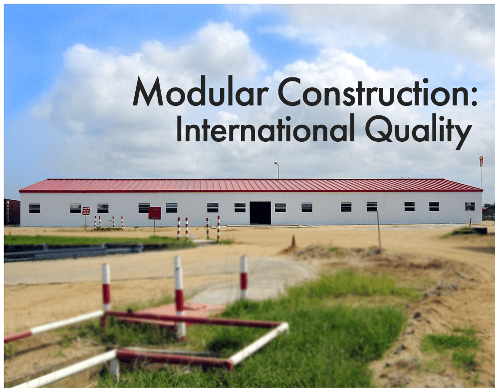 Modular Construction International Quality
