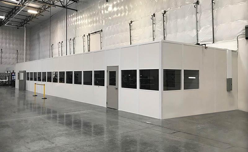 Modular Factory Office