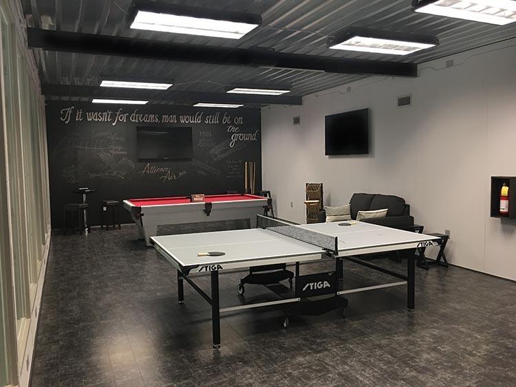 Modular-Game-Room