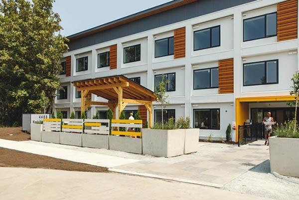 Modular Housing Project