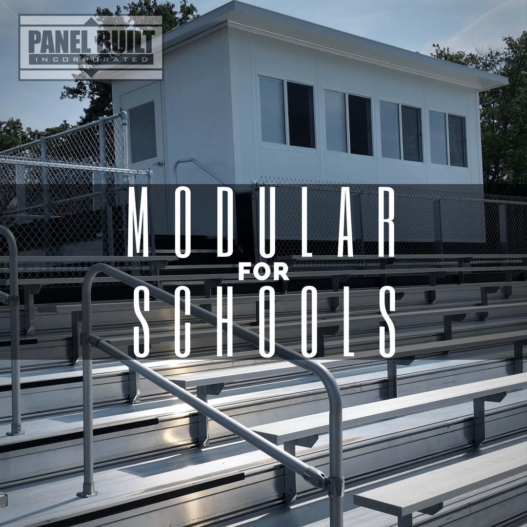 Modular for Schools
