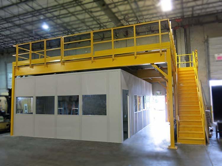 Warehouse Layout Ideas! | Panel Built