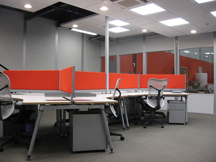 Open Modular Office Space