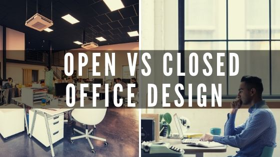 Open office vs closed office