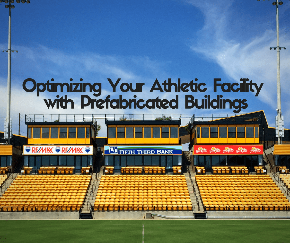 Optimizing Your Athletic Facility with Prefabricated Buildings