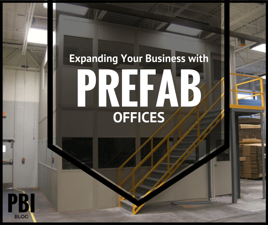 prefab offices
