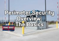 Physical Perimeter Security