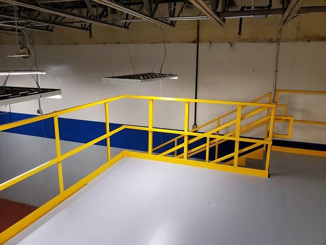 Platform Decking