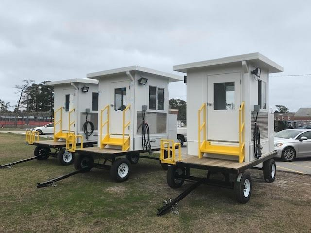 Portable Booths