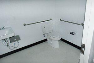 Prefab ADA Restroom