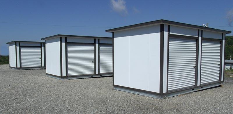 Prefab-Storage-Units