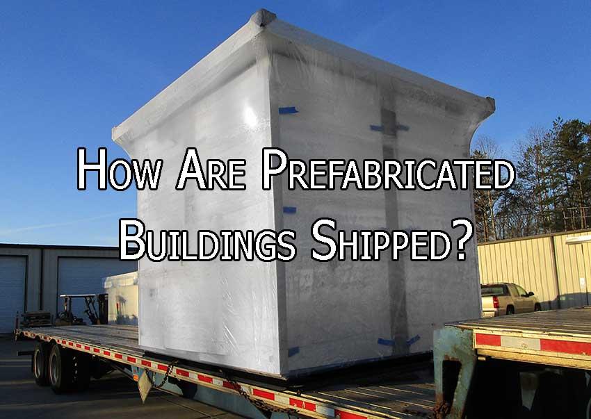 Prefab-building-shipping