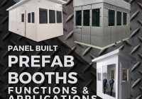 Prefabricated Booths (2)