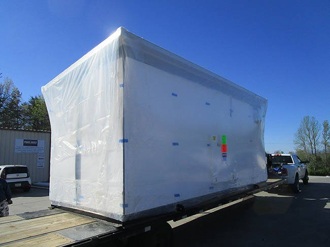 Prefabricated Building Shipping