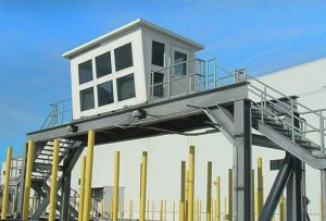 Prefabricated-Control-Booth