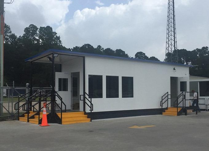 Prefabricated Security Building