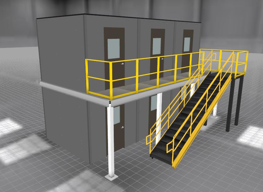 Prefabricated Steel Jail Cells