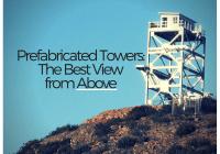 Prefabricated Towers