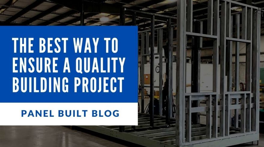 Quality Building Project