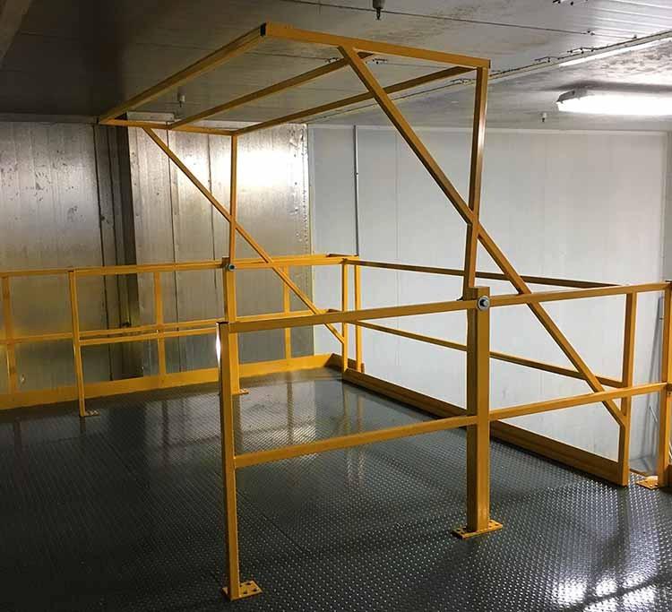 Safety-Pivot-Gate