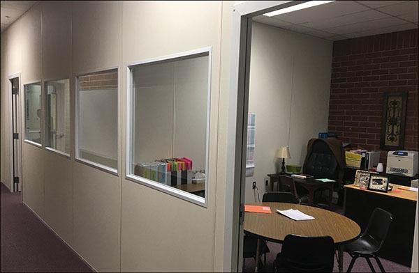 School Office Buildout
