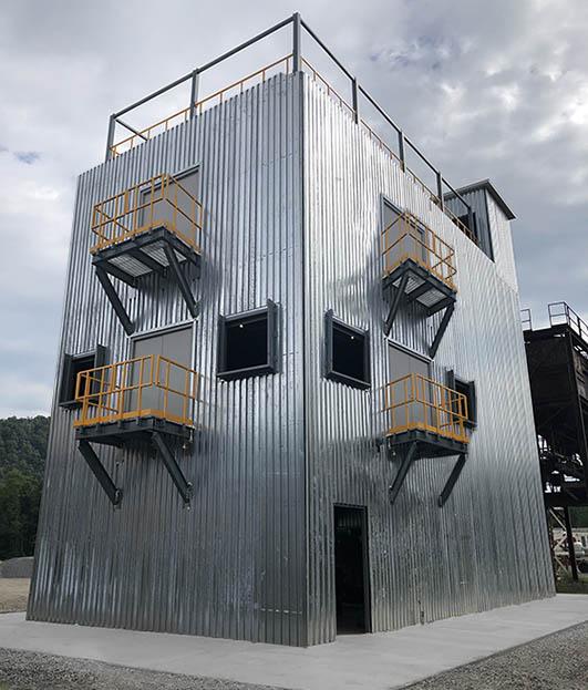 Sniper Training Tower