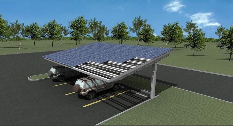 Solar Canopy Carport