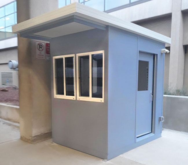 Stadium Cashier Booth