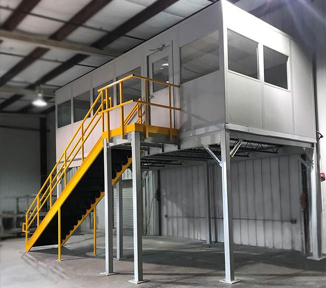 Supervisor's Warehouse Office