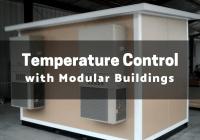 Temperature Control Modular