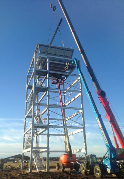 Tower Installation
