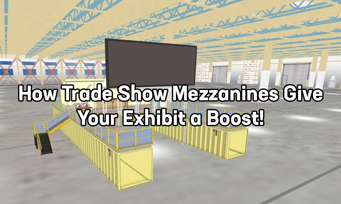 Tradeshow Mezzanine Exhibits