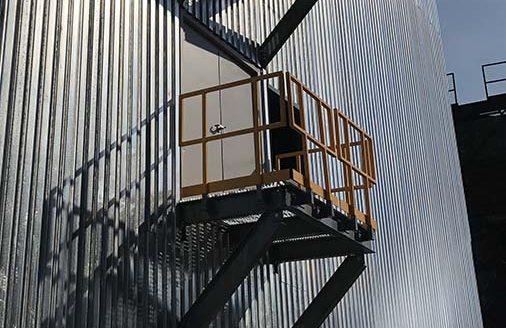 Training Tower Platforms
