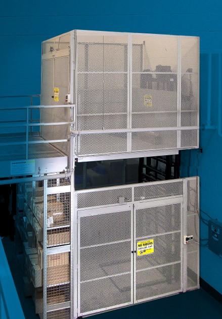 Vertical Reciprocating Conveyor C-Series