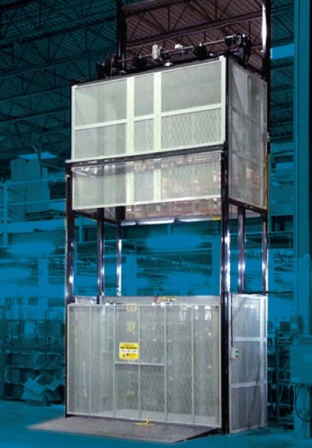 Vertical Reciprocating Conveyor FP-Series