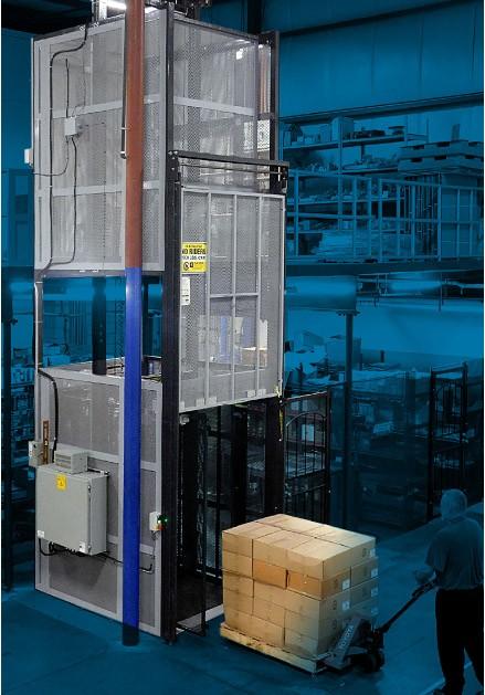 Vertical Reciprocating Conveyor S-Series