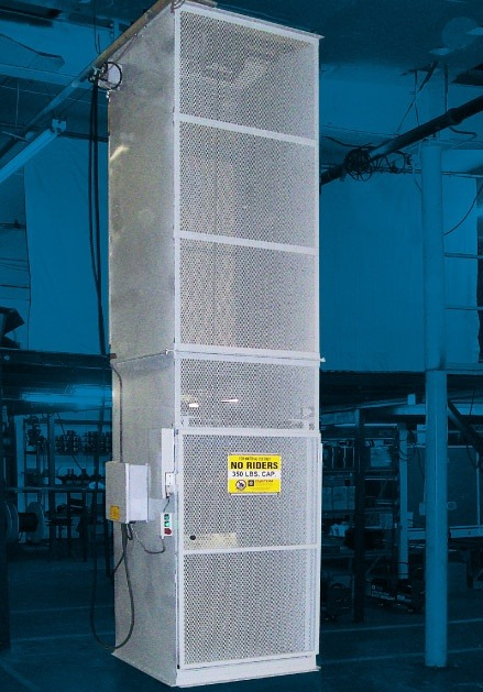 Vertical Reciprocating Conveyor TL-M Series