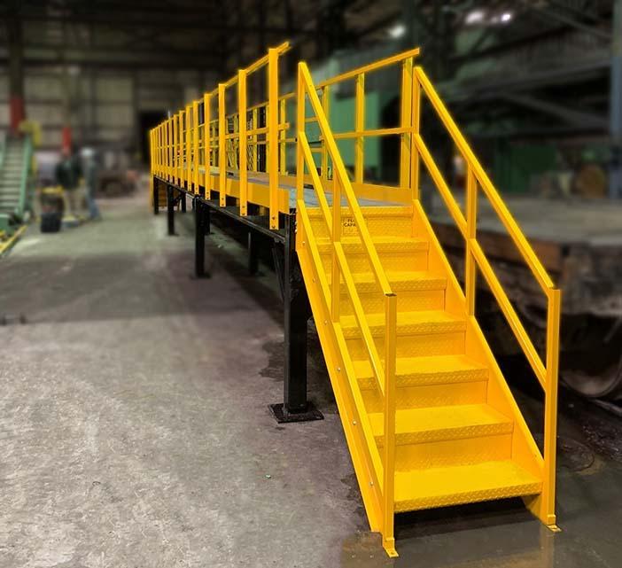 Warehouse Catwalk