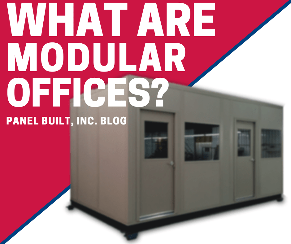 What are Modular Offices