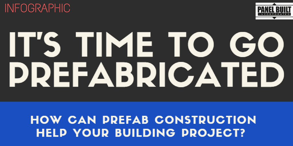 Prefabricated Infographic