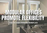 modular offices flexibility