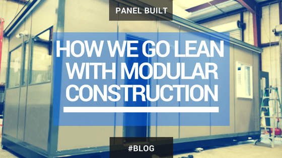 Going Lean with Modular Construction