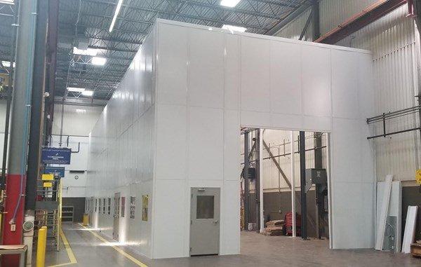 CMM Enclosure